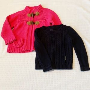 Bundle of 2 Sweaters